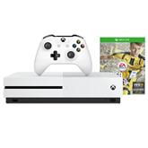 Spēļu konsole Microsoft Xbox One S (500 GB) + FIFA 17