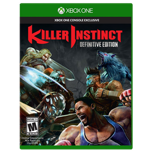Spēle priekš Xbox One, Killer Instinct Definitive Edition