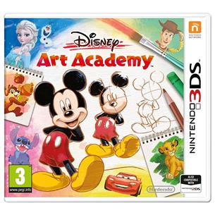 Spēle priekš 3DS, Disney Art Academy