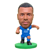Statuete Wes Morgan Leicester City, SoccerStarz