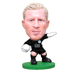 Statuete Kasper Schmeichel Leicester City, SoccerStarz