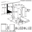 Iebūvējama trauku mazgājamā mašīna, Electrolux / 13 komplektiem