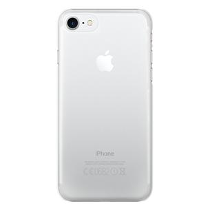 Vāciņš ar personalizētu dizainu priekš iPhone 7 spīdīgs / Clear