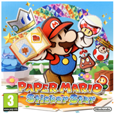 Spēle priekš Nintendo 3DS, Paper Mario: Sticker Star