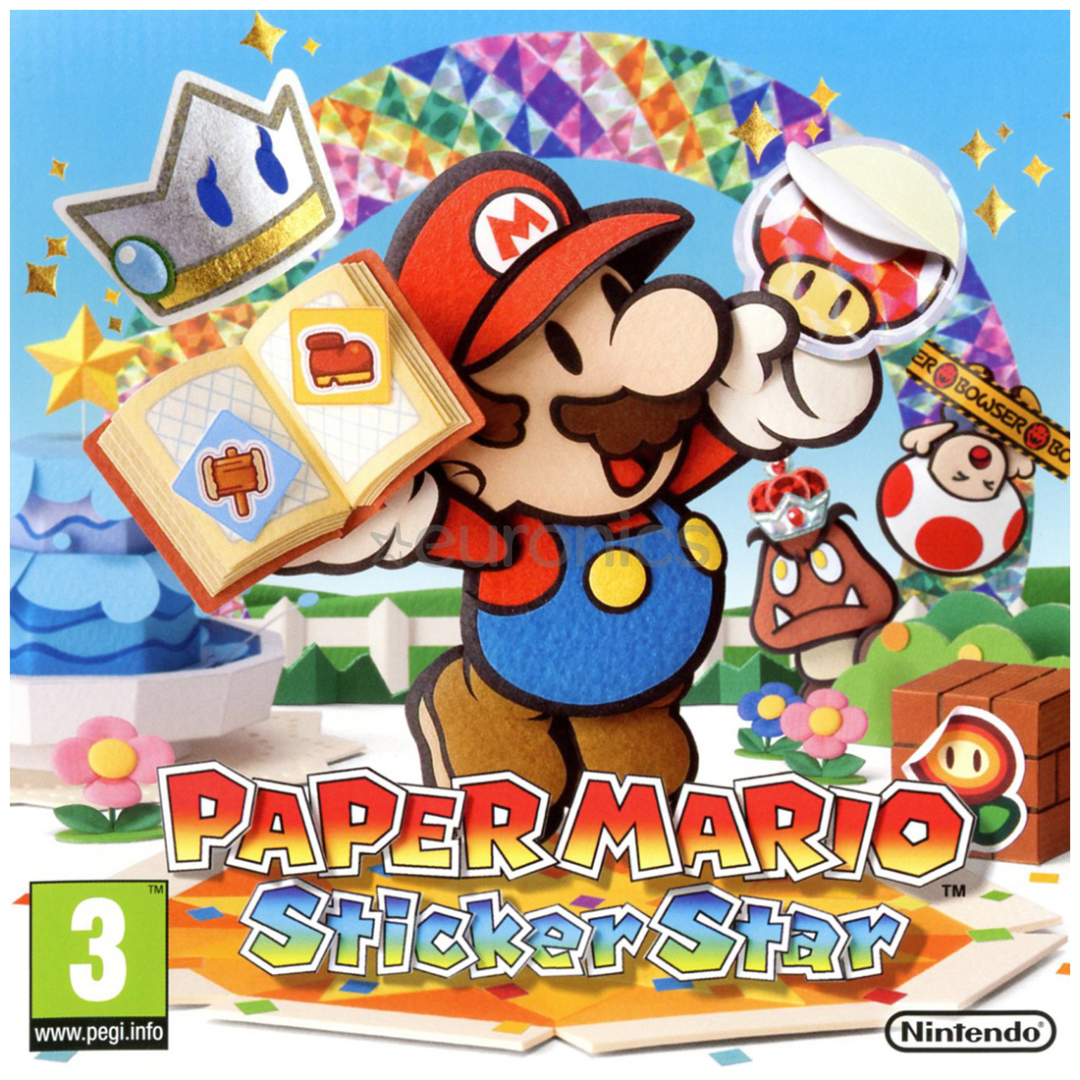 paper mario sticker star 4-3 help This has the locations of all 16 hp-up hearts each hp-up heart increases mario's hp by 5.