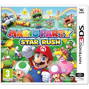 Spēle priekš 3DS, Mario Party: Star Rush