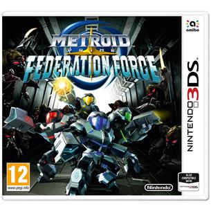 Spēle priekš 3DS, Metroid Prime: Federation Force