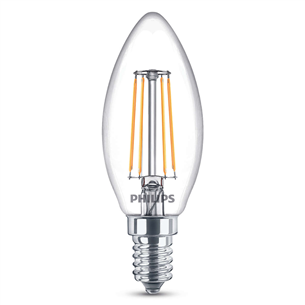 LED spuldze, Philips / E14, 40W, 470 lm