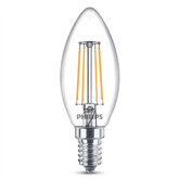 LED candle Philips (E14, 40W, 470 lm)