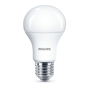 LED bulb Philips (E27, 8W, 806 lm)