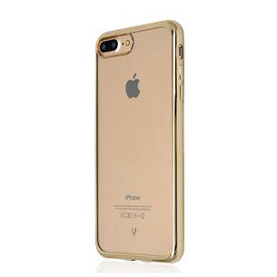 Apvalks priekš iPhone 7 Plus, JustMust / zelta