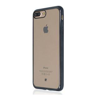 Apvalks priekš iPhone 7 Plus, JustMust / melns