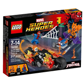 LEGO Marvel Super Heroes Spider-Man: Ghost Rider Team-up