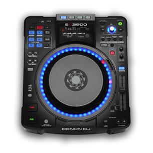 DJ kontrolieris SC2900, Denon