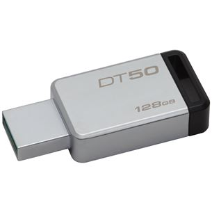 USB memory stick DataTravel50, Kingston / 128GB, USB 3.0