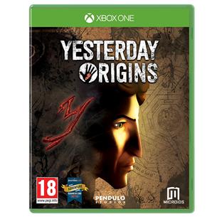 Spēle priekš Xbox One, Yesterday Origins