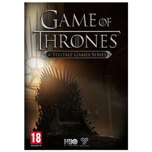 Spēle priekš Xbox 360, Game of Thrones Season 1