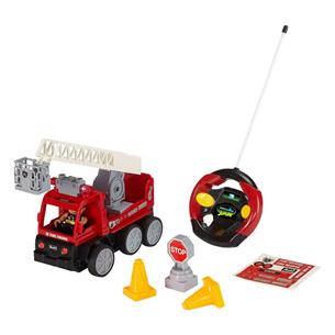 Radio vadāms spēļu auto Junior Fire Brigade, Revell