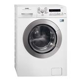 Veļas mazgājamā mašīna - žāvētājs, AEG / 1600 apgr./min.