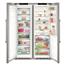 Ledusskapis Premium BioFresh NoFrost, Liebherr / augstums: 185 cm