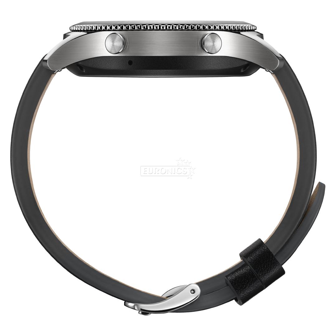 smart watch samsung gear s3 classic sm r770nzsaseb. Black Bedroom Furniture Sets. Home Design Ideas
