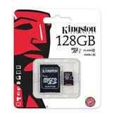 Atmiņas karte MicroSD, Kingston / C10, 128GB