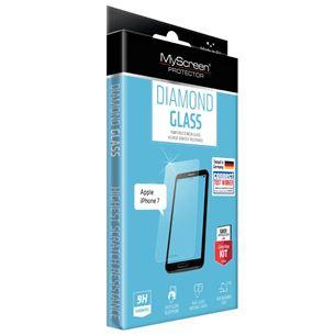 Ekrāna aizsargstikls Diamond Glass priekš iPhone 7, MyScreen