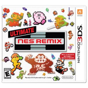Spēle priekš Nintendo 3DS, Ultimate NES Remix