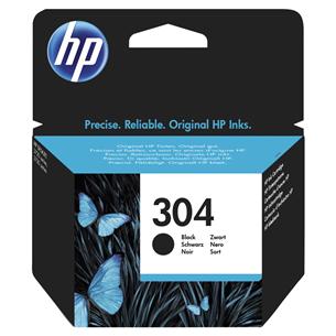 Tintes kārtridžs 304, HP / melna