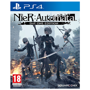 Spēle Nier: Automata Day One Edition priekš PlayStation 4