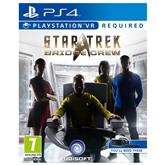 Spēle priekš PlayStation 4 VR, Star Trek: Bridge Crew