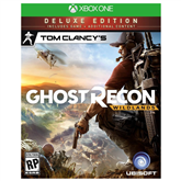 Spēle Tom Clancys Ghost Recon: Wildlands Deluxe Edition priekš Xbox One