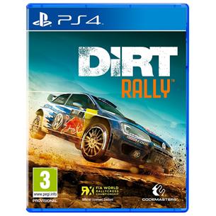 Spēle priekš PlayStation 4, Dirt Rally