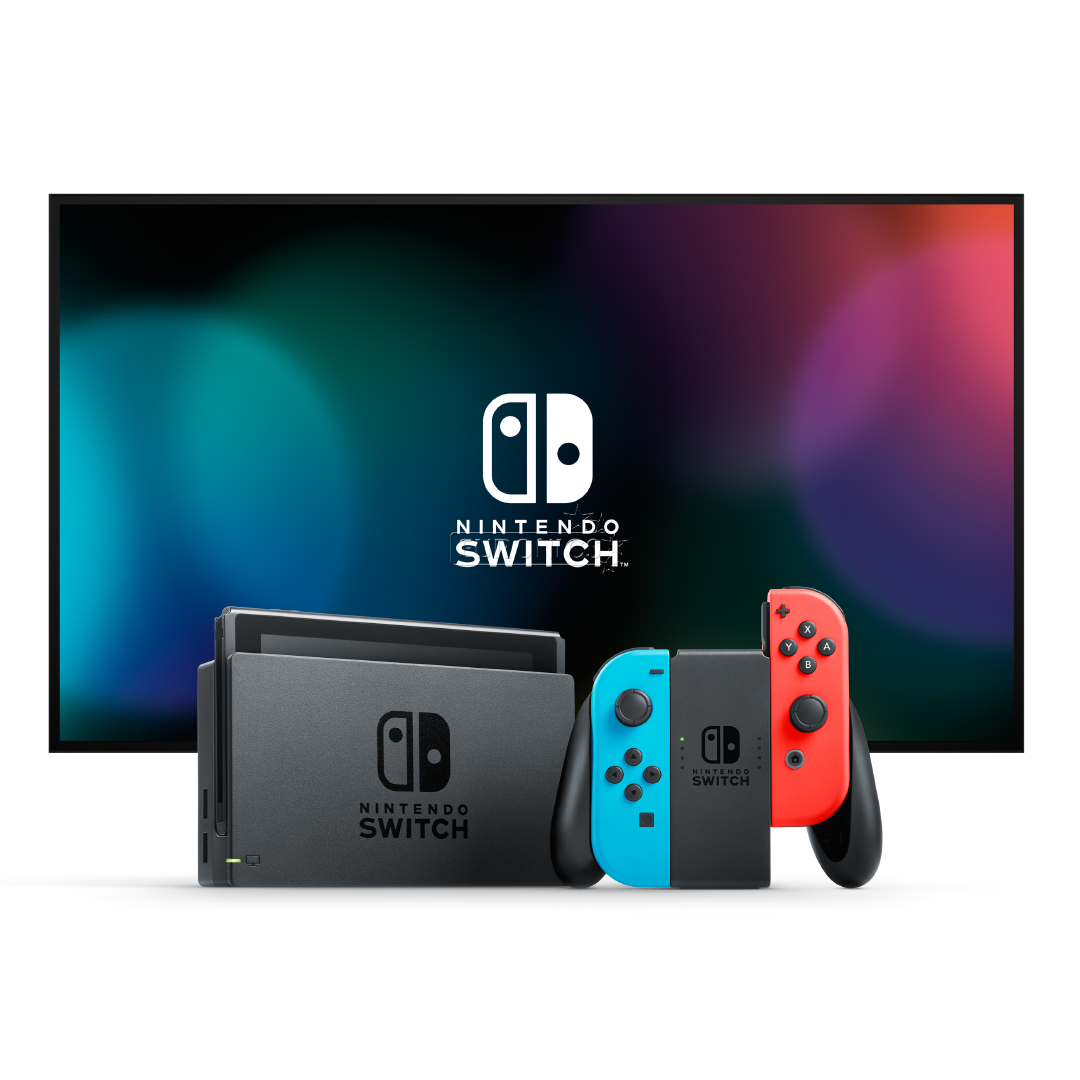 Game Console Nintendo Switch 045496452339