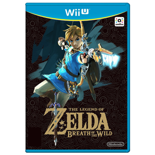 Spēle priekš WiiU, The Legend of Zelda: Breath of the Wild