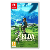 Spēle priekš Nintendo Switch, The Legend of Zelda: Breath of the Wild