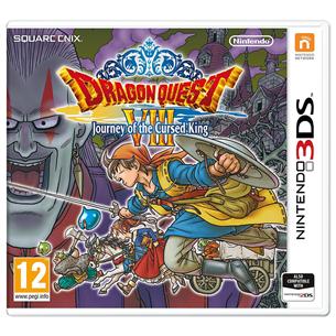 Spēle priekš 3DS Dragon Quest VIII: Journey of the Cursed King