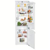 Iebūvējams ledusskapis NoFrost, Liebherr / augstums: 178 cm