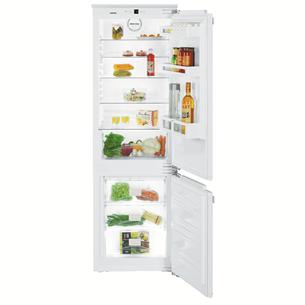 Iebūvējams ledusskapis, Liebherr NoFrost / augstums: 178 cm