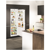 Iebūvējams ledusskapis Premium, Liebherr / augstums: 178 cm
