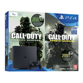 Spēļu konsole Sony PlayStation 4 Slim (1 TB) + Call of Duty: Infinite Warfare