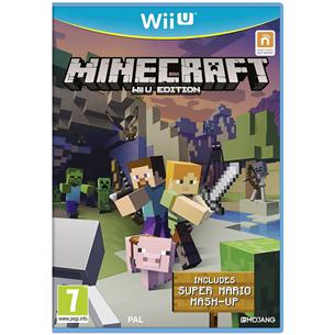 Spēle priekš Wii U, Minecraft