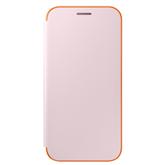 Чехол-обложка для Galaxy A5 (2017) Neon Flip