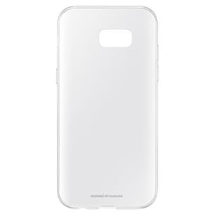 Apvalks Clear Cover priekš Galaxy A5 (2017), Samsung
