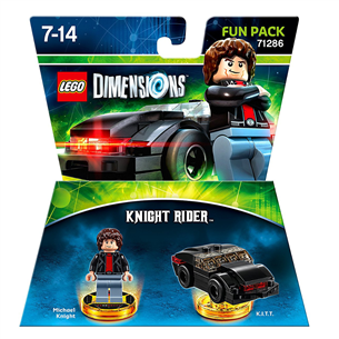 LEGO Dimensions Fun Pack: Knight Rider