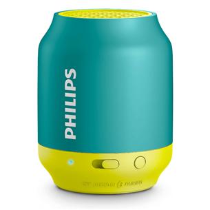 Portatīvais skaļrunis BT25A, Philips