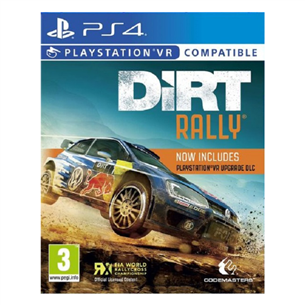 Spēle priekš PlayStation 4 Dirt Rally Legend Edition