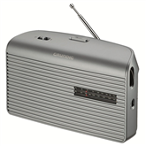 POrtatīvais radio Music 60, Grundig