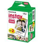 Fotopapīrs Colorfilm Mini Glossy, Fujifilm / 2x10gab