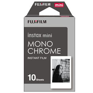 Fotopapīrs Monochrome mini, Fujifilm / 10 gab